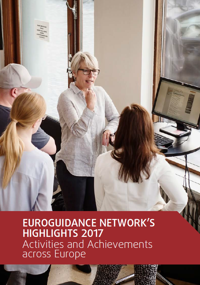 Euroguidance Network - Highlights of the Work in 2017
